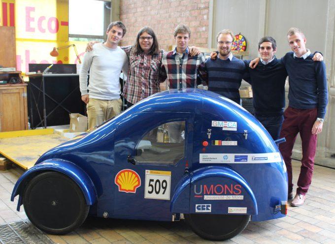En piste pour le Shell Eco-marathon