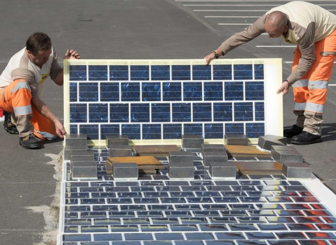 Route solaire : un test grandeur nature