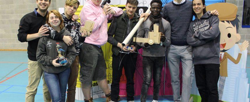 La robotique, tremplin pour les jeunes d'Out of the Box